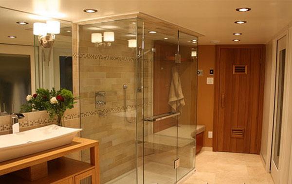cabin tắm vách tắm kính cường lực