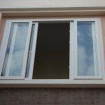 Cửa nhựa lõi thép cửa sổ mở trượt